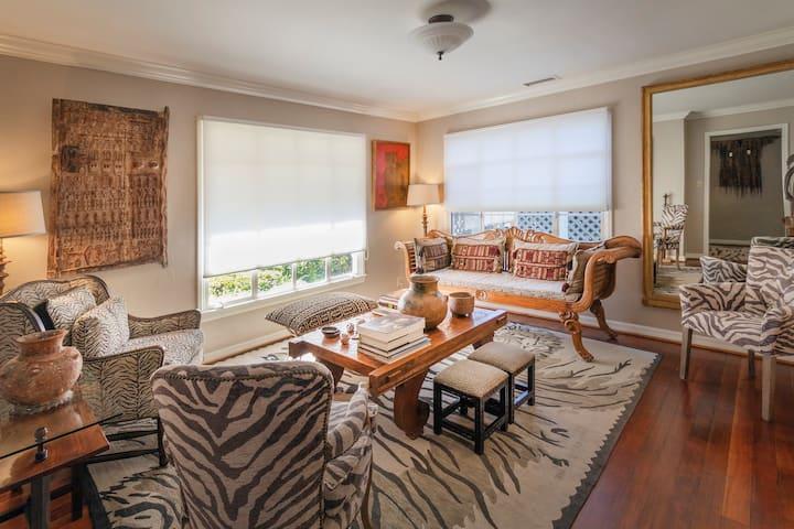 Ojai Designer Cottage - Monthly Rental
