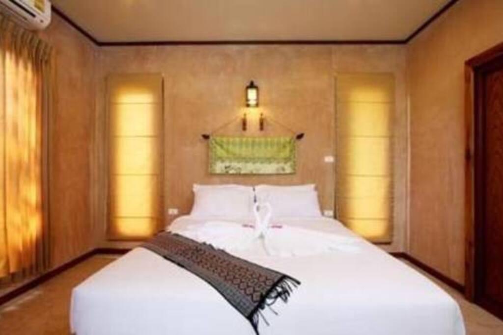 deluxe private room - natai beach