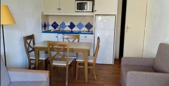 Appartement T1 4 personnes près Mer Méditerrannée