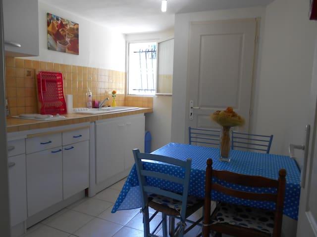 appartement  agréable et propre
