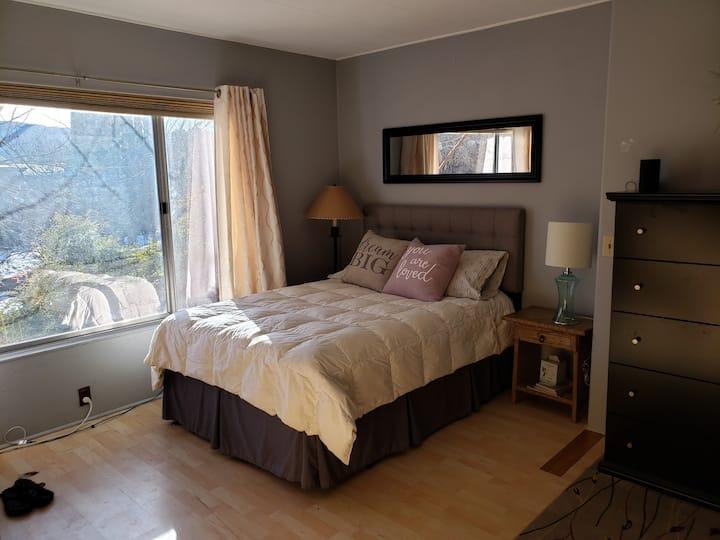 Thunder Mountain Retreat - Blue Room