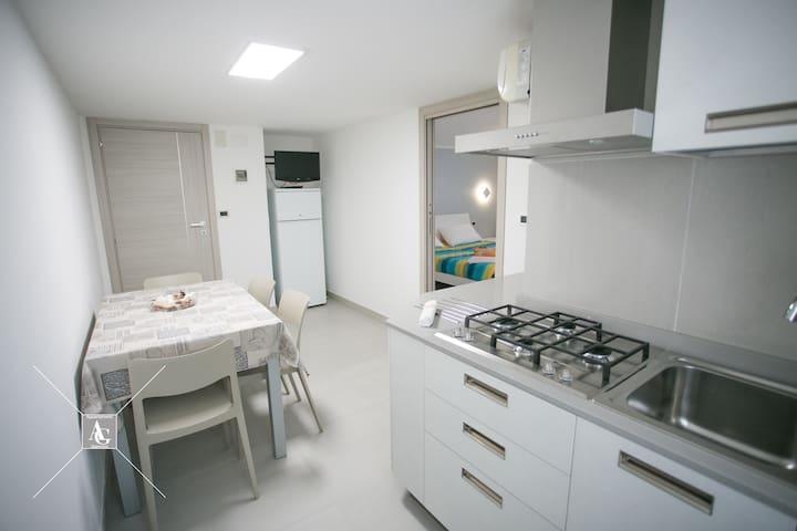 Appartament near the sea ( N2)