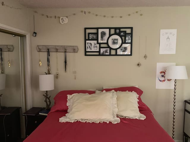 Cozy, Clean, and Simple Studio Apartment