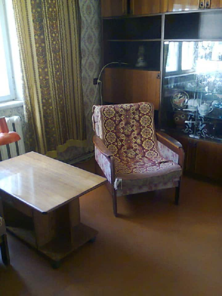 Двухкомнатная квартира Неман - Ragnit