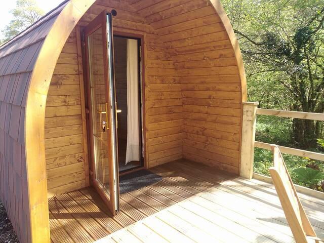 The Log Pod