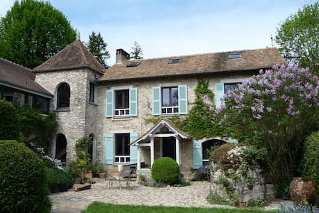 Charming country house 1 hour from Paris center - Courgent - Casa