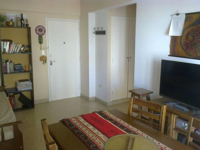 Departamento luminoso en pleno centro de MDQ - Mar del Plata - Apartment