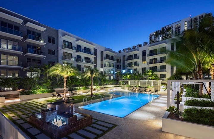 Miami Luxe 2BD~2BTH in the heart of Wynwood