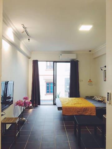 Deeyeeu Homestay (Cozy, Convenient private room)