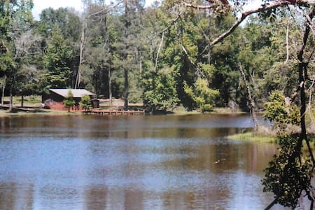 Nice Little Lake Cabin a Pleaser - Winnsboro - Ev