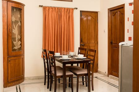 Far Trek 005 Spacious 3BHK | South Bangalore