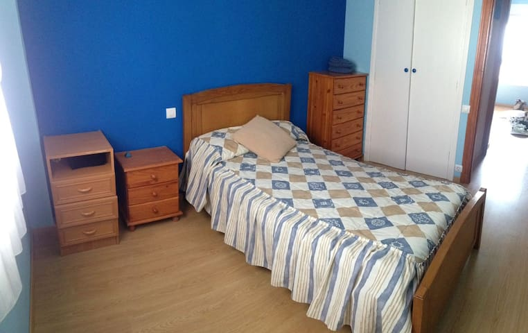Nice and clean bedroom, to feel at home. - Barañáin
