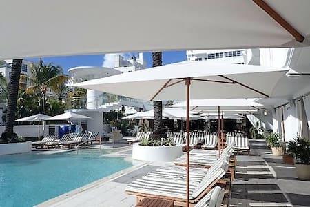 Five Stars Place-Amazing!!! S.Beach-Private Beach. - Miami Beach