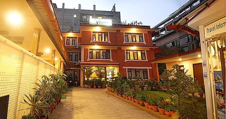 Hotel Amaryllis Private Room