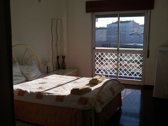 Room with balcony - location, space & fair price