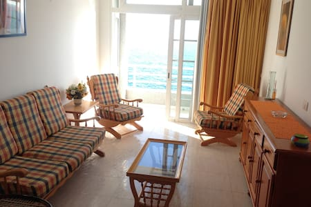Double room with sea view - Los Abrigos - Apartment