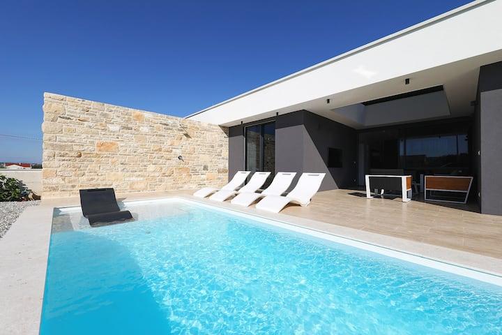 Luxury Villa Pasman Home 4 with private pool on Pasman island  - Zadar