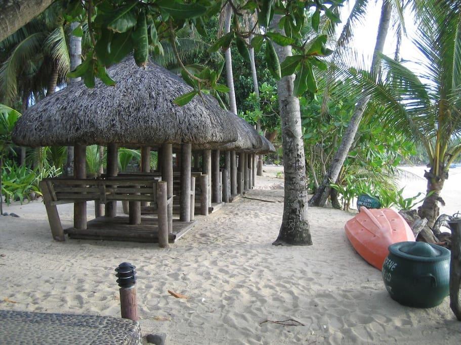 front beach cottage