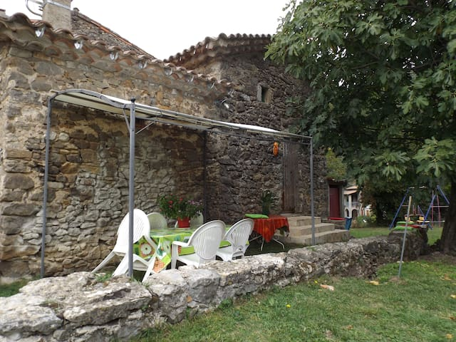 Le Mas des Oliviers - Mialet - Holiday home