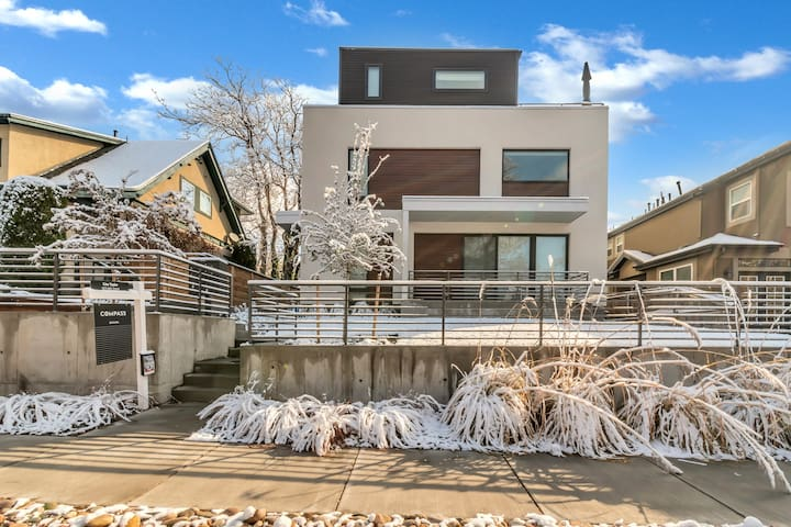 Brand New Contemporary Townhouse in Cherry Creek