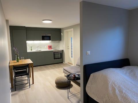 Neue Studiowohnung in Stabekk in der Nähe von Oslo