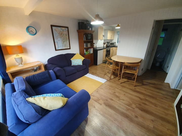 Holiday Chalet near Caernarfon