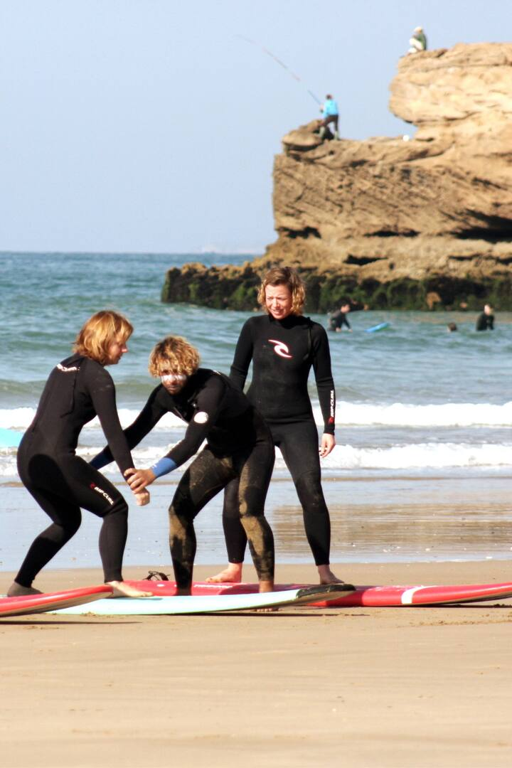 Drilling into the surf basics