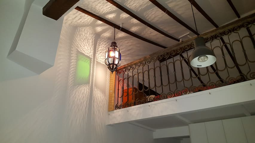 Charming apartment in the old town. Close to beach - Villajoyosa - Lägenhet