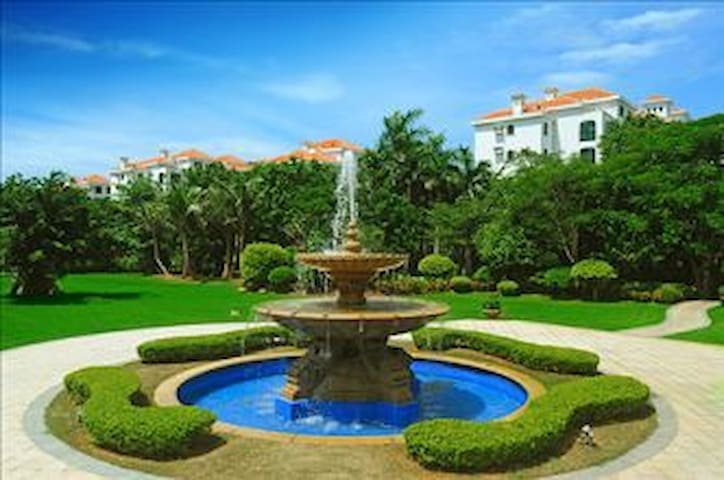 位于Hainan Wenchang的酒店式公寓,面向大海,春暖花开~ - Wenchang - Wohnung