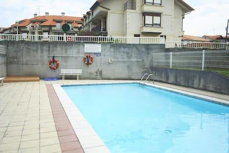 Apartamento Centro Noja. Cerca del Ayuntamiento - Noja - Appartement
