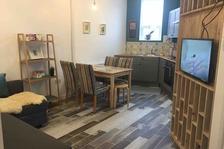Modern GF Flat in the centre of Chesterfield (A)