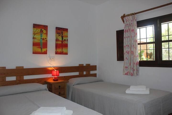 Pinomar Apartamento 1 habitación 2/3 pax