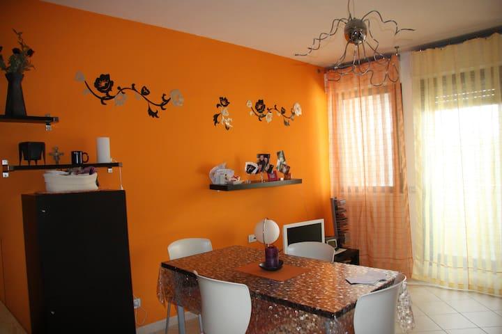 Bella e graziosa casa confortevole - Ancona - Lägenhet