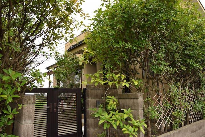 九大学研都市近く静かに暮らせる一軒家 Yoko's House 貸し切り:ALL ROOM