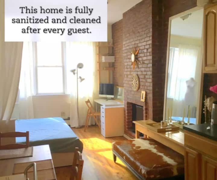 Upper East Side Studio/Full kitchen/Great location