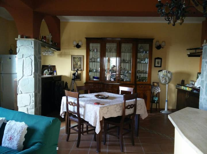 Exclusive cottage in Marina di Camerota