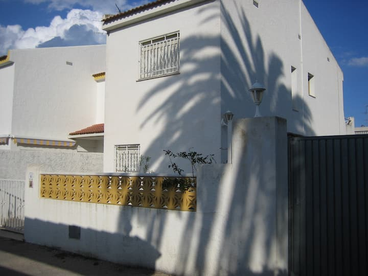 Terraced house at 150 m from the beach in Vinaroz