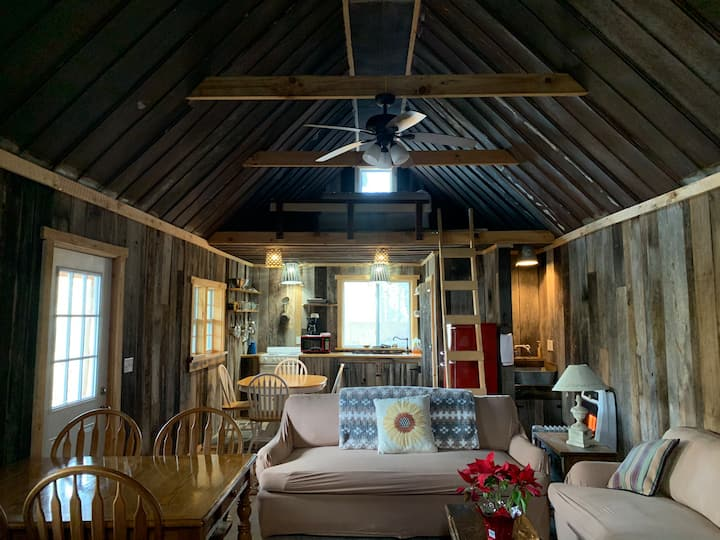 Lil' Bunk House - Suches Creek Retreat