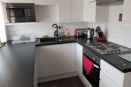 One bedroom apartment nr Heathrow for 4 -5 people