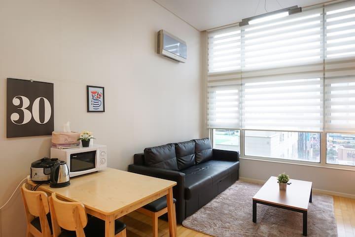 정자역 복층 아파트 - Bundang-gu, Seongnam-si