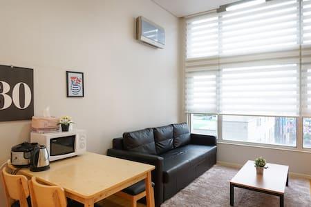 정자역 복층 아파트 - Bundang-gu, Seongnam-si - Pis