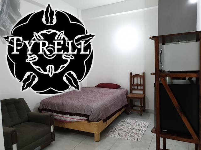 Casa Celia Tyrell. Estudio en calle Gelati. B3