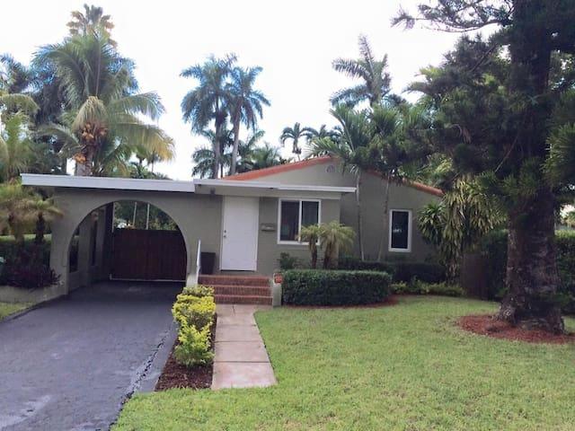 Hidden Gem - Miami - Casa
