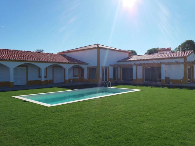 Villa XIII - chambre marron