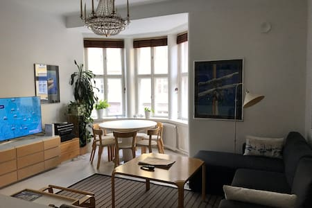 2 Bed Rooms + Open Kitchen  Close to Kaivopuisto.