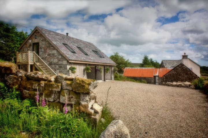 Dartmoor Remote Private Self Catering Barn - Princetown - Lägenhet