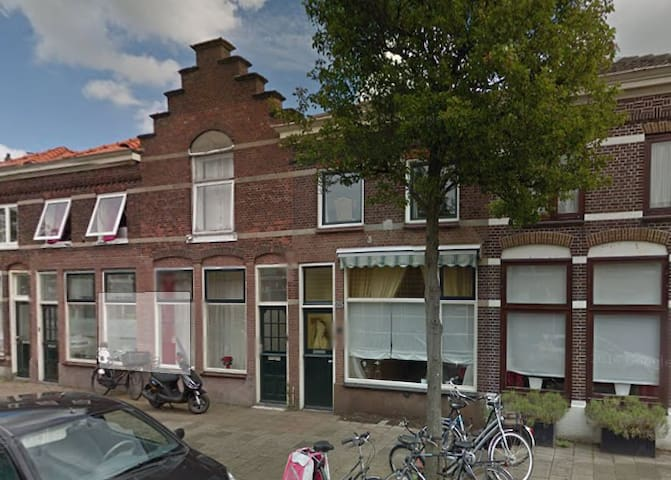 Apartment in beautiful Leiden - Leiden - Huoneisto