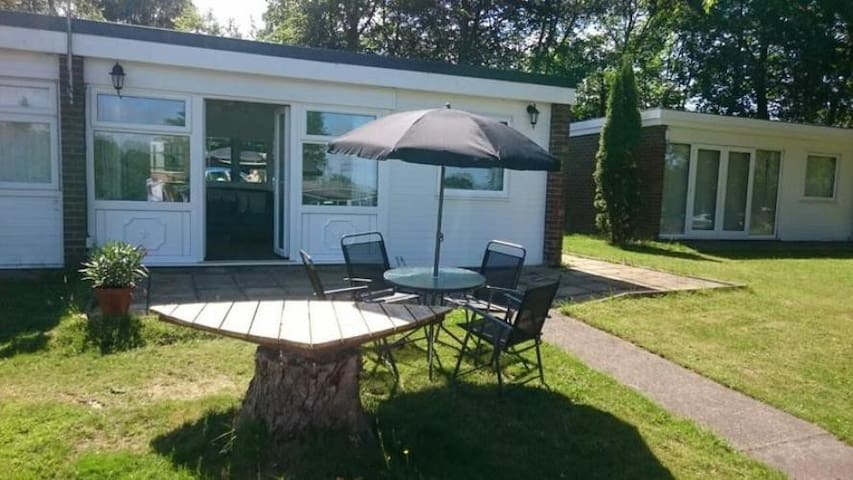 The White lodge Glan Gwna holiday park LL55 2SG