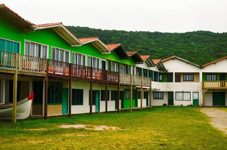 Apartamento de Frente para o Mar! Praia do Luz/SC! - Imbituba - Apartament