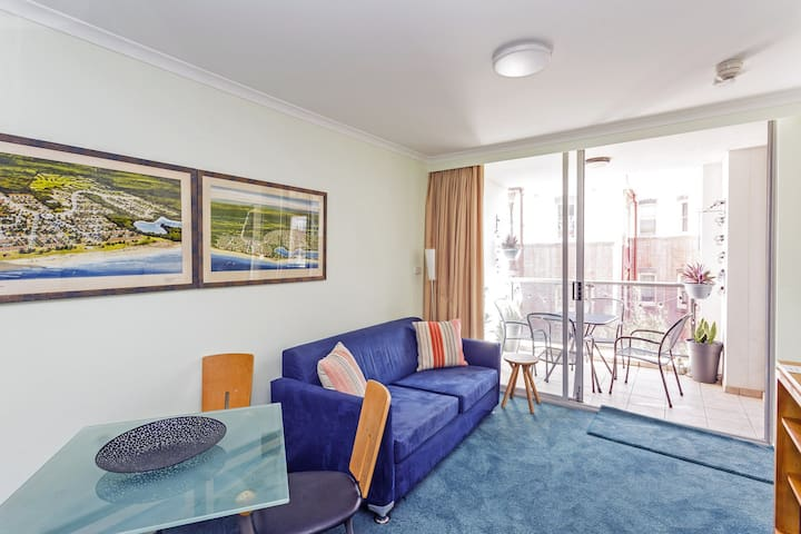 Central Sydney Chippendale Apt - Free Parking